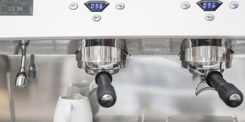 coffee machine features