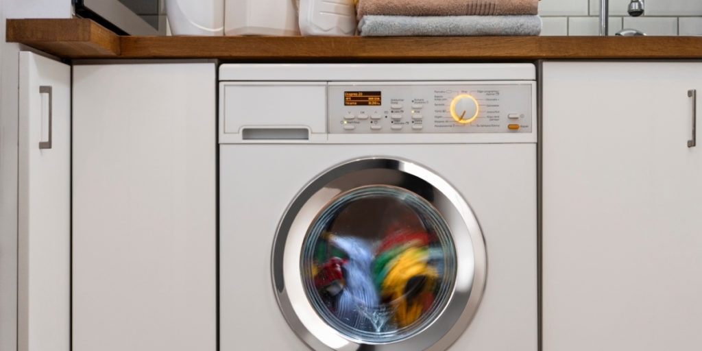 front loading washing machine features