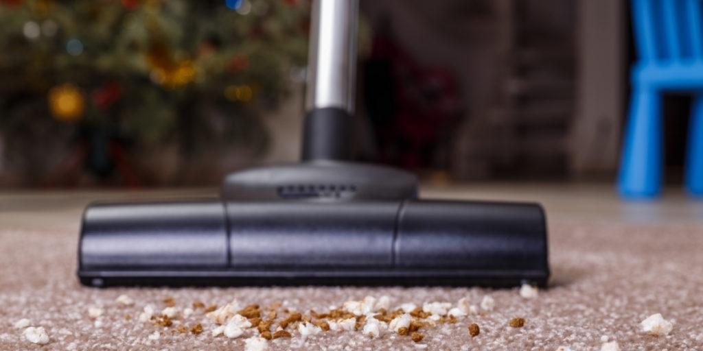 stick vacuum cleaner features